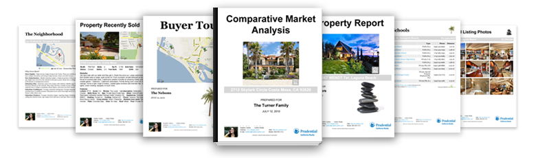 comparative market analysis template sample market analysis template